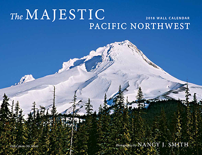 2018 Majestic Pacific Northwest Calendar